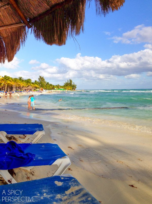 Beaches - Things To Do In Playa Del Carmen Mexico #travel #mexico