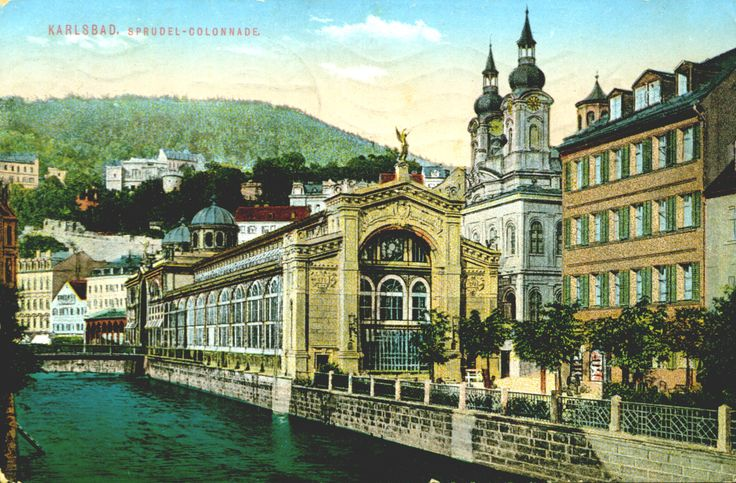 Historie Karlovy Vary History Carlsbad