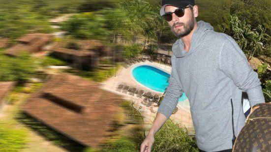 Scott Disick Rehab — Leaving Costa Rica Rehab After 1 Week   Radar Online