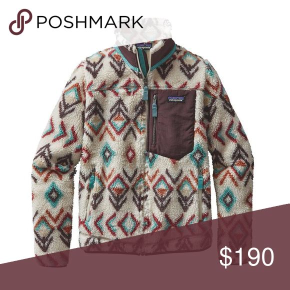 Patagonia retro x fleece jacket nwt nwt originally 200$ never worn runs small Patagonia Jackets & Coats