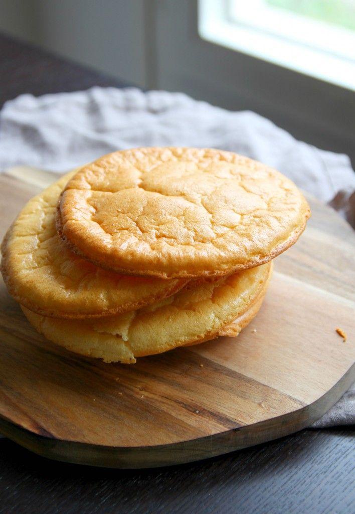 Ψωμί τέλος, ήρθε το Cloudbread, χωρίς αλεύρι, χωρίς γλουτένη (Φωτογραφίες) -