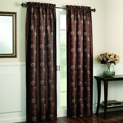 Floral curtains at kohl s window treatments pinterest