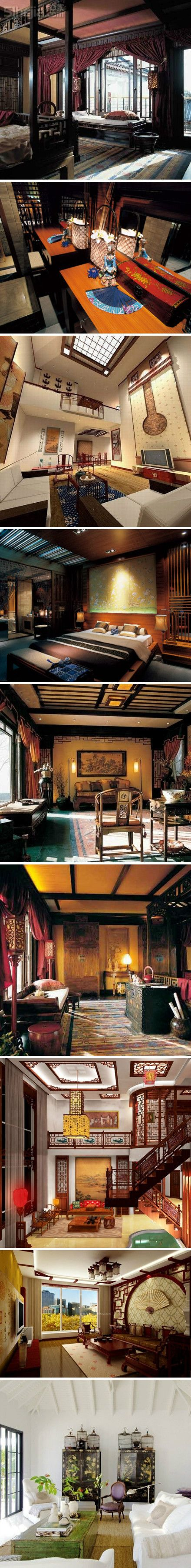 Ancient chinese home interior - Find This Pin And More On Chinese Interiors Home Design Idea