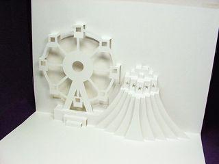 Интересные схемы киригами | Море идей