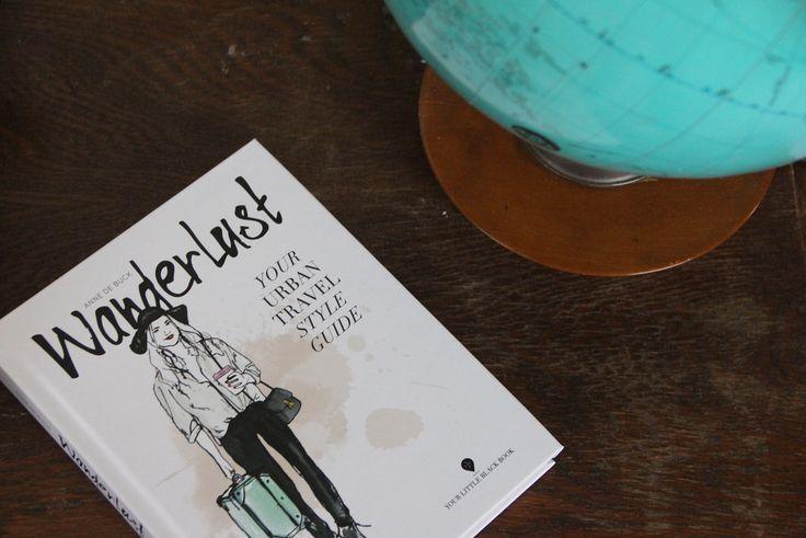 Wanderlust boek /Reis gids / Travel accessoires / Cadeau / Reiziger / Avonturier / Wat geef je mee / Dit geef je mee! / Travellers