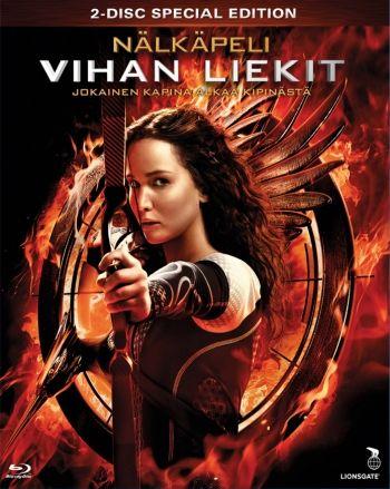 Nälkäpeli - Vihan Liekit - Special Edition (2-disc Blu-ray)