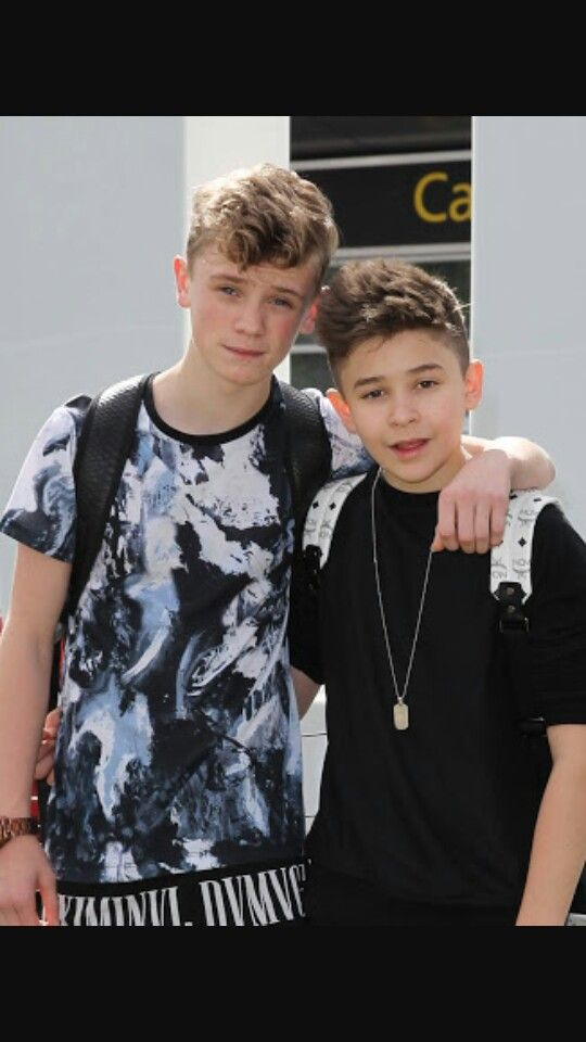 Bars and Melody ❤ Charlie and Leondre