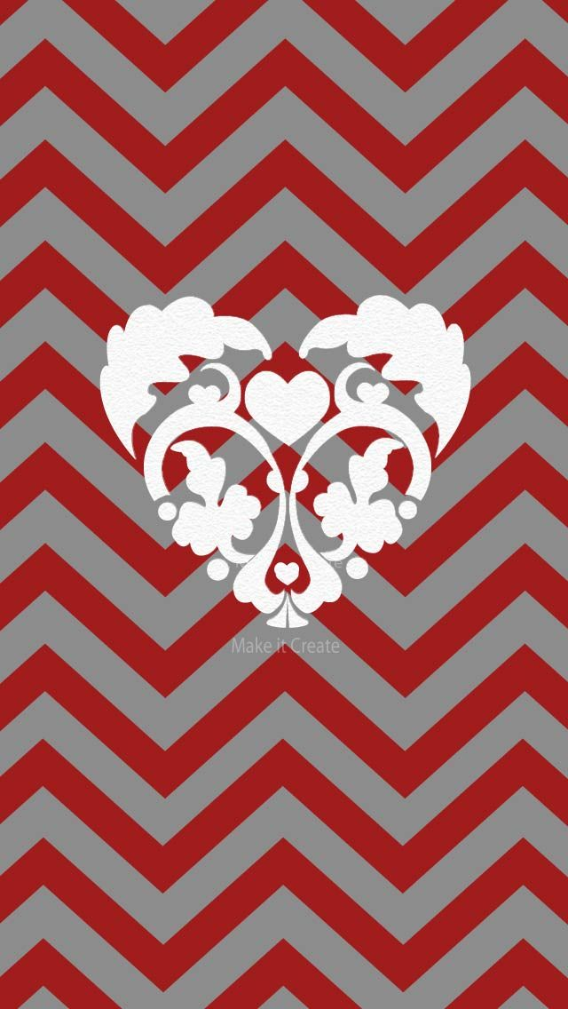 chevron monogram iphone 5 wallpaper - photo #41