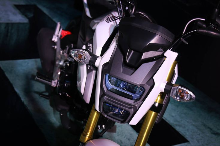 2016 Honda MSX 125 Headlight | Review / Specs - 2017 Grom Changes Coming to the USA? | Motorcycle News & Reviews at www.HondaProKevin.com