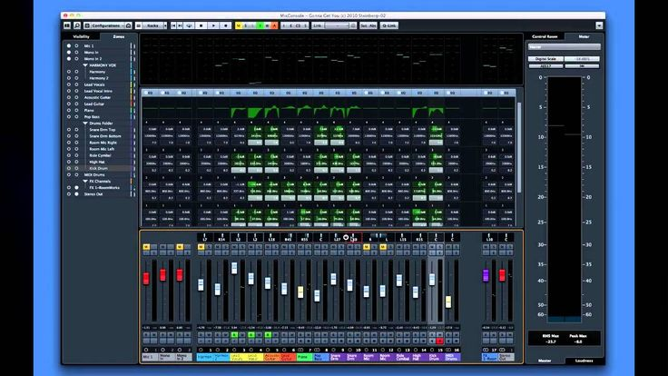 Cubase 8 Quick Start Videos   Chapter 10   Drums, mixing and export