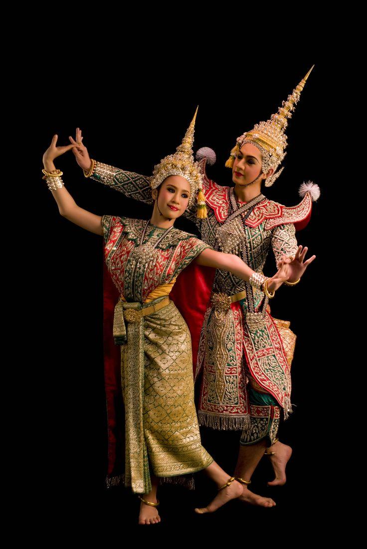 thai khon dance | Thai Dance