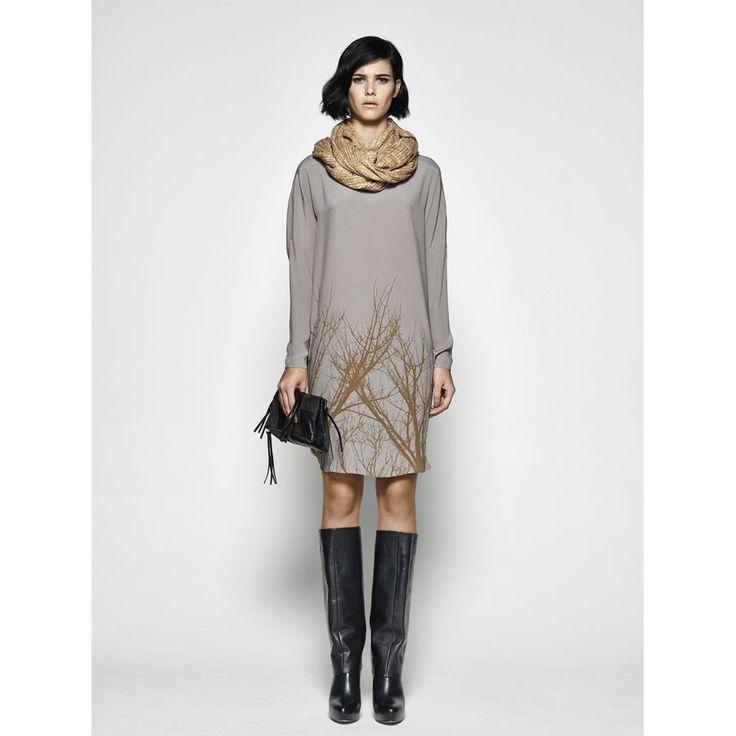 Sif Dress/Wilda Scarf