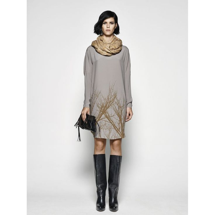 Sif Dress/Wilda Scarf