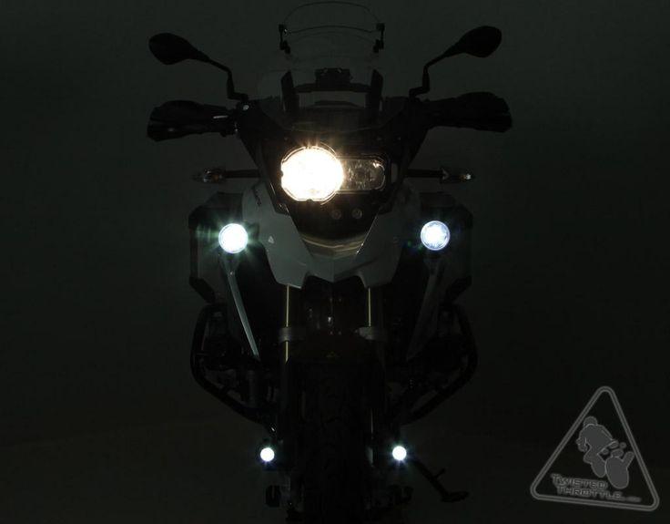 DENALI DM Micro Single Intensity LED Lighting Kit with Full Wiring Harness &…