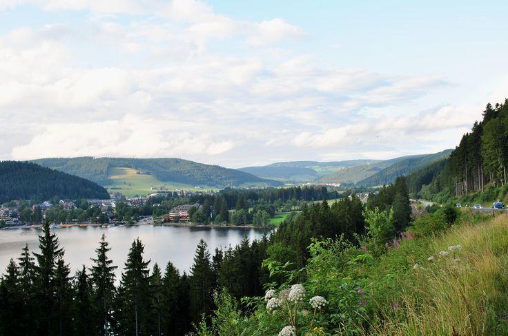 Lake Titisee, Germany