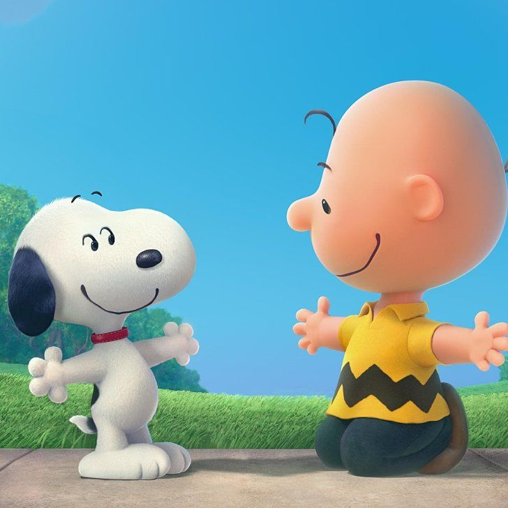 Check Out the Poster For the Peanuts Movie