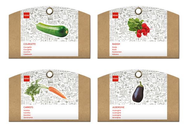 HEMA lets you grow your own vegetables with this handy starter kit.