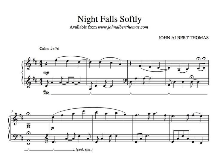 35 besten Solo Piano Sheet Music Bilder auf Pinterest   Klaviere ...