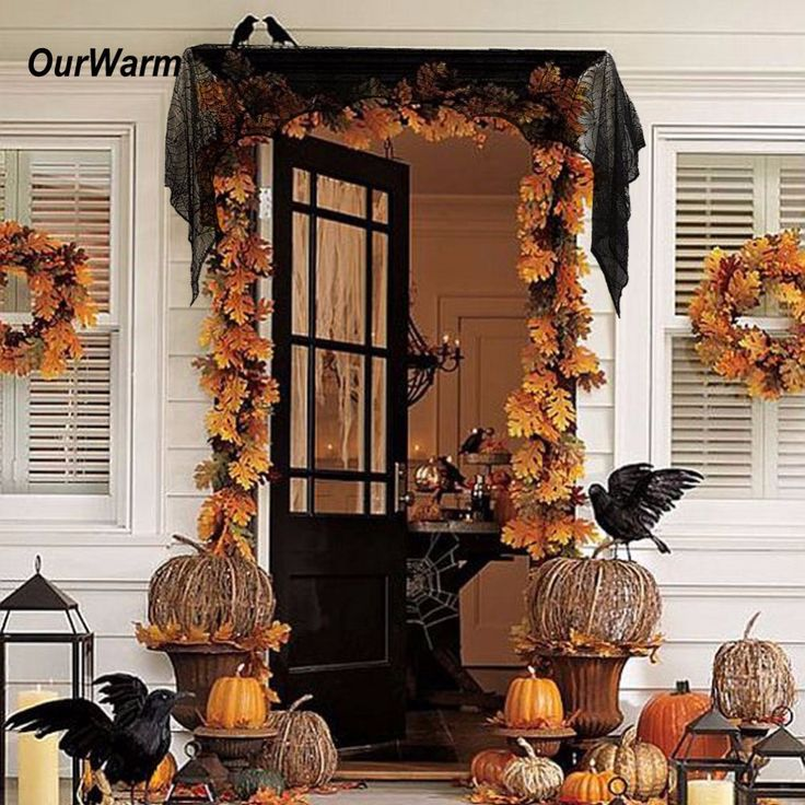 Die besten 25+ Halloween kamin Ideen auf Pinterest Stilvolle - halloween deko wohnzimmer
