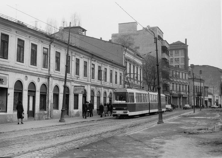 V 3A linia 21 Calea Mosilor 01.04.1978