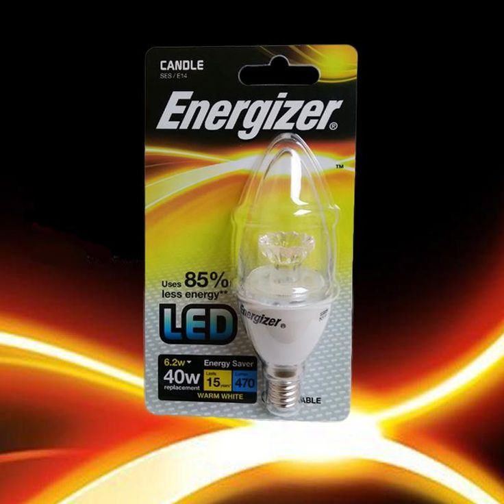 Energizer Candle Lightbulb