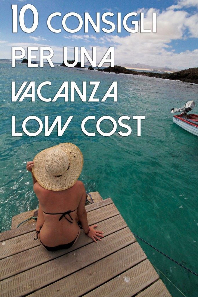 10 consigli per una vacanza low cost mare montagna spiaggia isole abbronzatura tripadvisor airbnb
