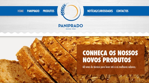 Paniprado > Website
