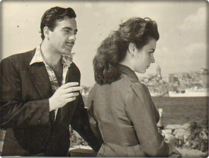 Ayhan Işık ve Fatma Girik