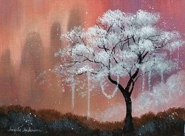 245 Best Free Acrylic Painting Tutorial Videos By Angela