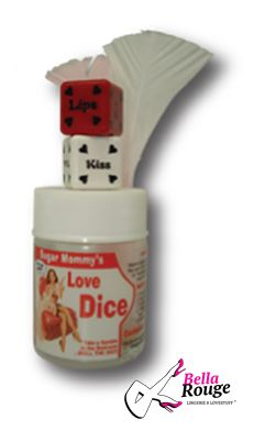 Love Dice – White and Red Spin the dice and follow the directions…. ZAR 40.00 #LoveDice #Intimacy #Sexgames
