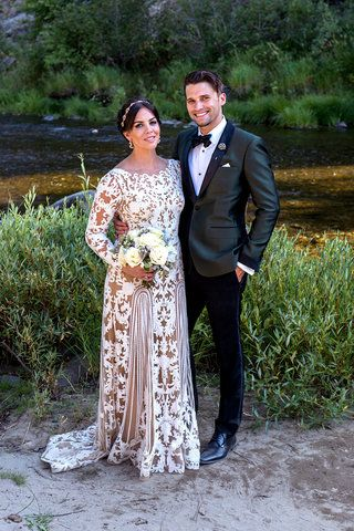Get Your First Look at Katie Maloney and Tom Schwartz on their Wedding Day