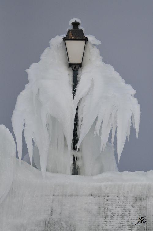 haute savoie lac leman en hiver - Pesquisa Google
