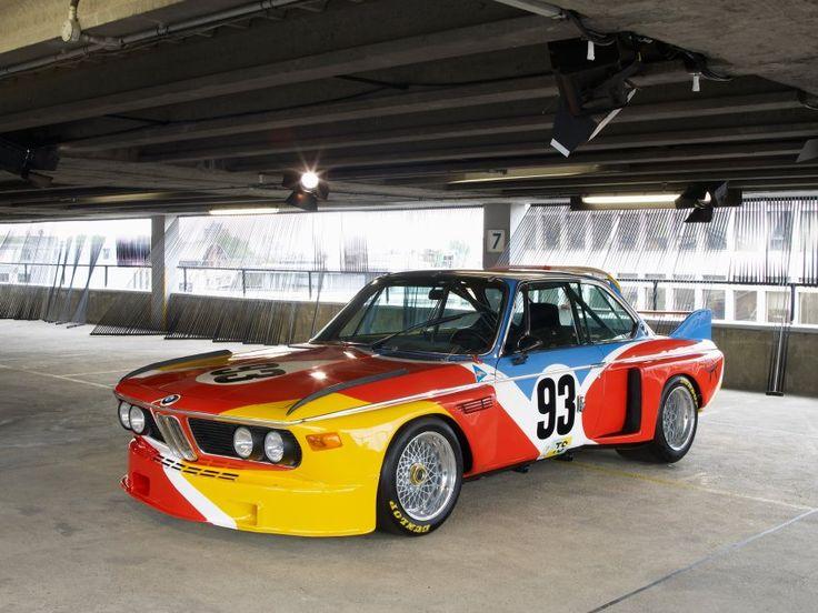 Der Startschuss: Dieser BMW 3.0 CSL war das erste in einer inzwischen auf…