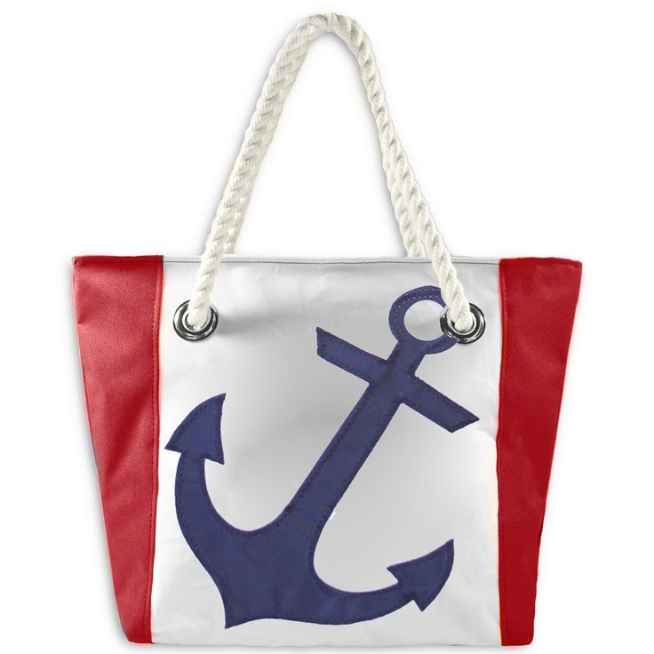 132 best images about Sailcloth Totes & Beach Bags on Pinterest
