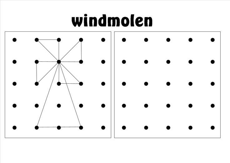 ruimtelijke orientatie, werkblad 2 -  16