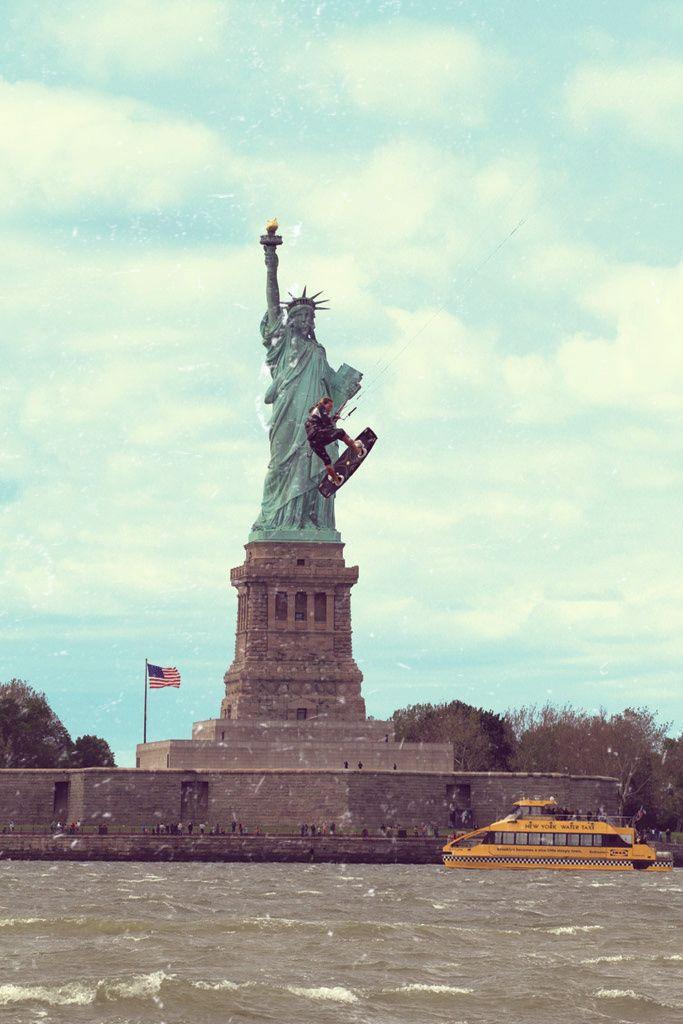 Kitesurf in NY
