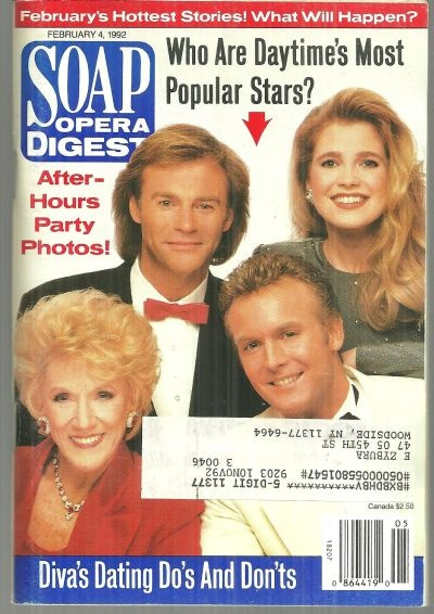 136 best images about Vintage Soap Opera Magazines on ...