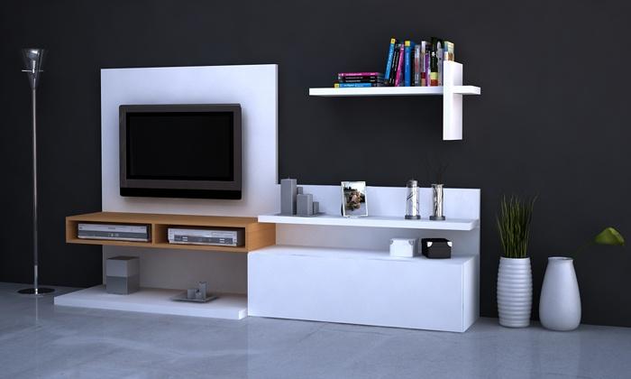 Modulor - mueble tv + home  www.rodenmobel.com