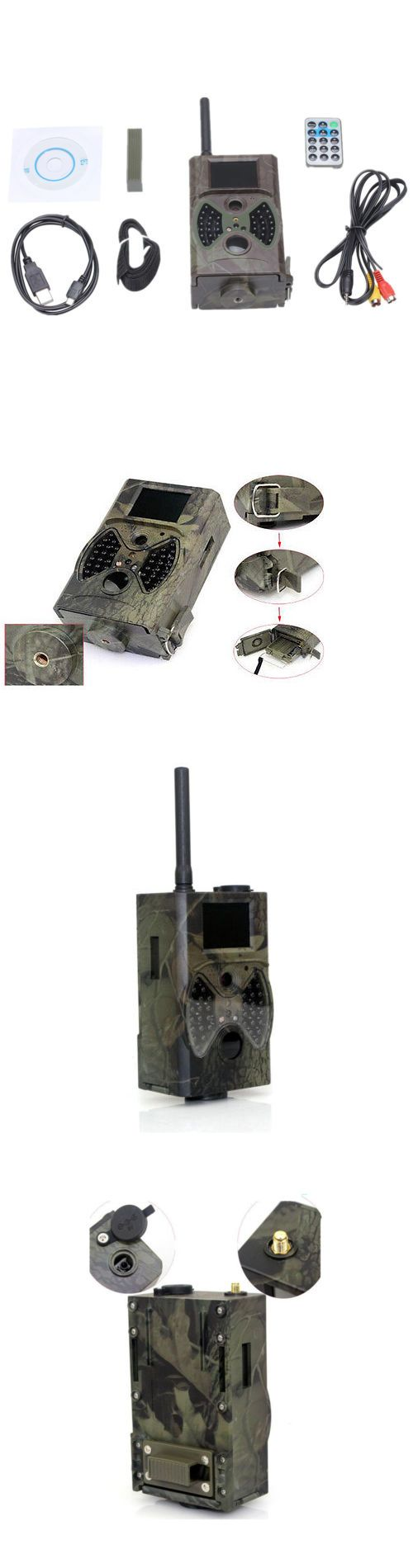 Game and Trail Cameras 52505: Suntek Hc-300M Ir Hunting Trail Camera Video Scouting Infrared Hd 12Mp Mms Gprs -> BUY IT NOW ONLY: $76.29 on eBay!
