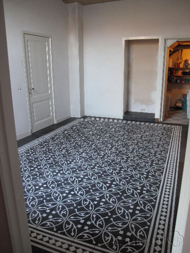 90 best Cement tiles Hallway images on Pinterest Cement tiles - fliesen bordre