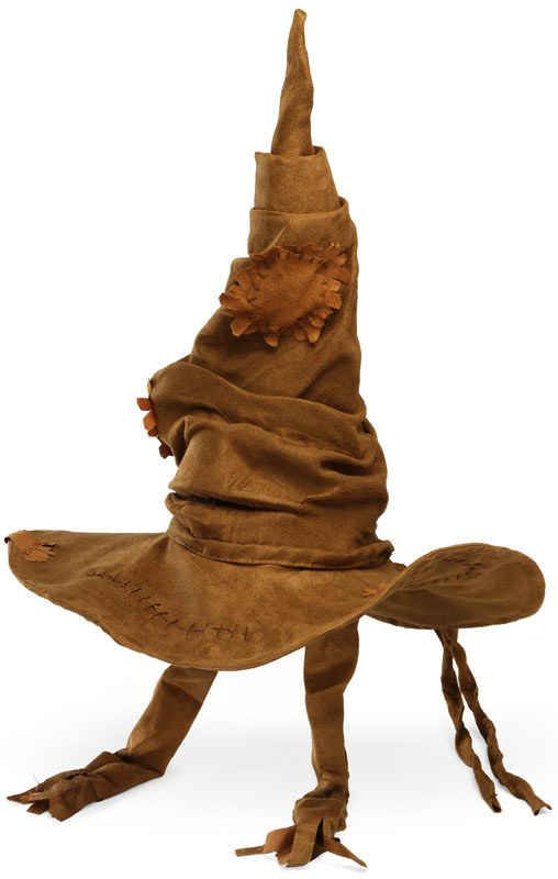 Make or buy your own Sorting Hat to place everyone in houses. | 29 Essentials For Throwing The Perfect Harry Potter Party