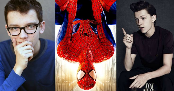 Marvel's 'Spider-Man' Finalists Are Tom Holland & Asa Butterfield? -- Asa Butterfield and Tom Holland are Marvel and Sony's final contenders to play the new 'Spider-Man', but who will it be? -- http://movieweb.com/marvel-spider-man-cast-asa-butterfield-tom-holland/