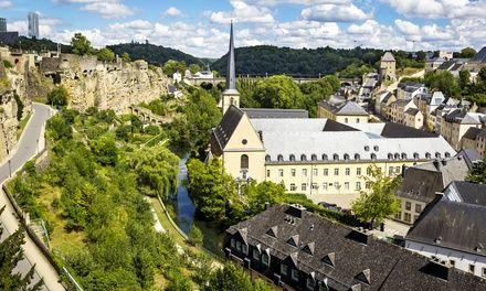 Luxembourg: 1 à 3 nuits avec petit déjeuner et boisson d'accueil, 1 dîner en option, à Légère Hotel Luxembourg 4* pour 2: #MUNSBACH 89.00€…