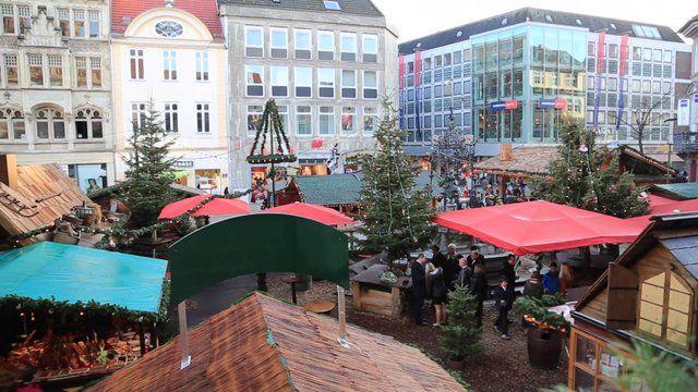 Weihnachten in Göttingen 2013  #Travel #Reisen #Urlaub #Weihnachten #Christmas #Video #Movie #Vid #Göttingen #Markt