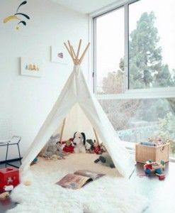Creare un angolo lettura per bambini in cameretta o in salotto