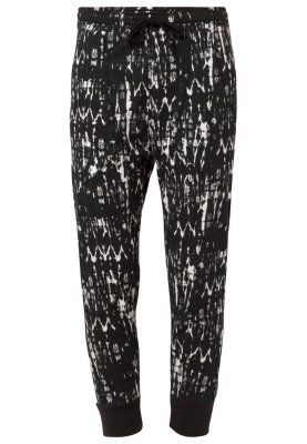 COSY - 3/4 sports trousers - black