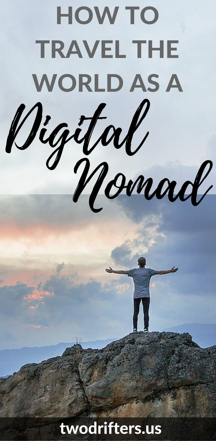 Have you ever wished to travel the world and work online? This post gives you a basic blueprint on how to live the digital nomad lifestyle.