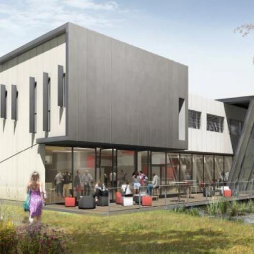 Montpellier : un nouvel espace multiservice pour les étudiants de l'UM2
