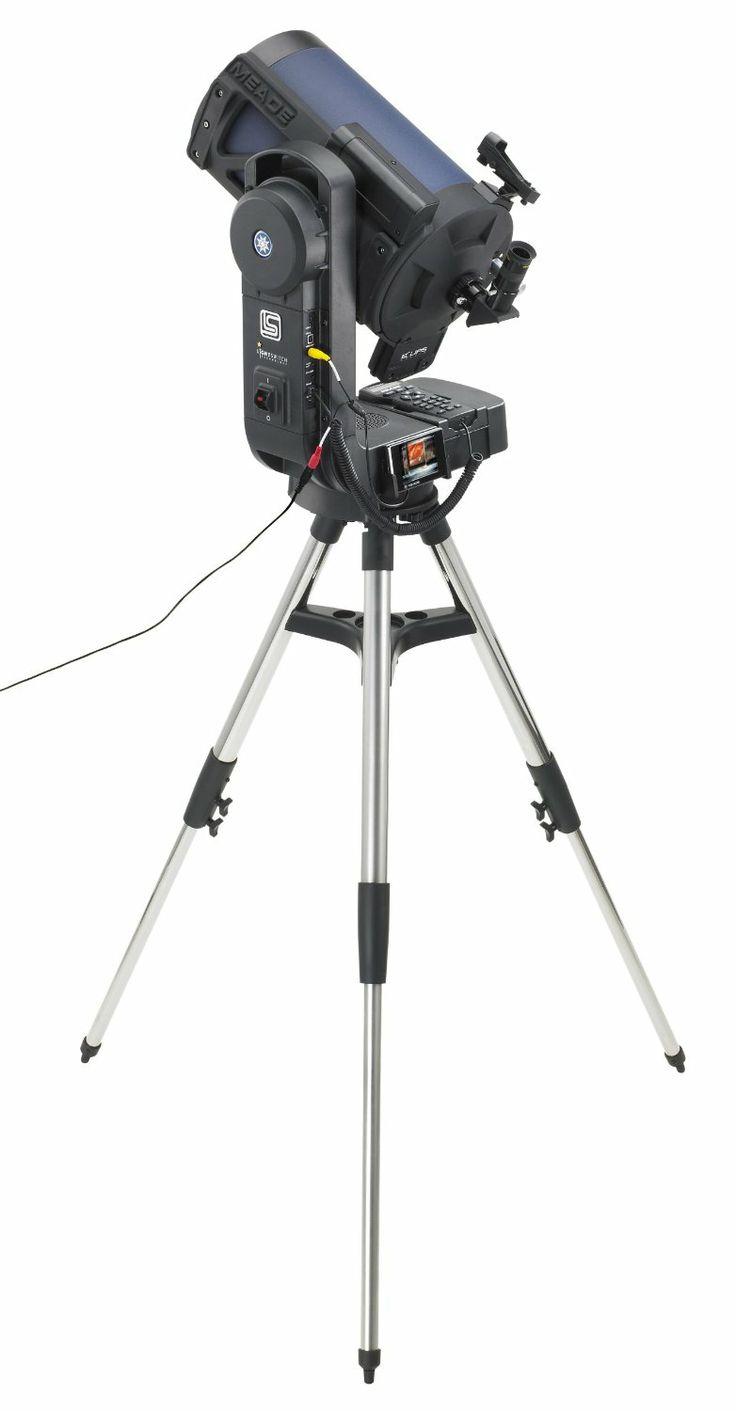 Amazon.com: Meade LS 8 pulgadas ACF (f/10) Telescopio Advanced Coma-Free: Electrónica