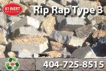 "Atlanta Gravel 404-725-8515 81 ""Why Pay Retail?™"" Lowest Cost, Highest Quality Crush run, 57 Gravel, Rip Rap"